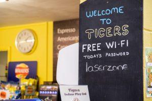 Tigers Indoor Play